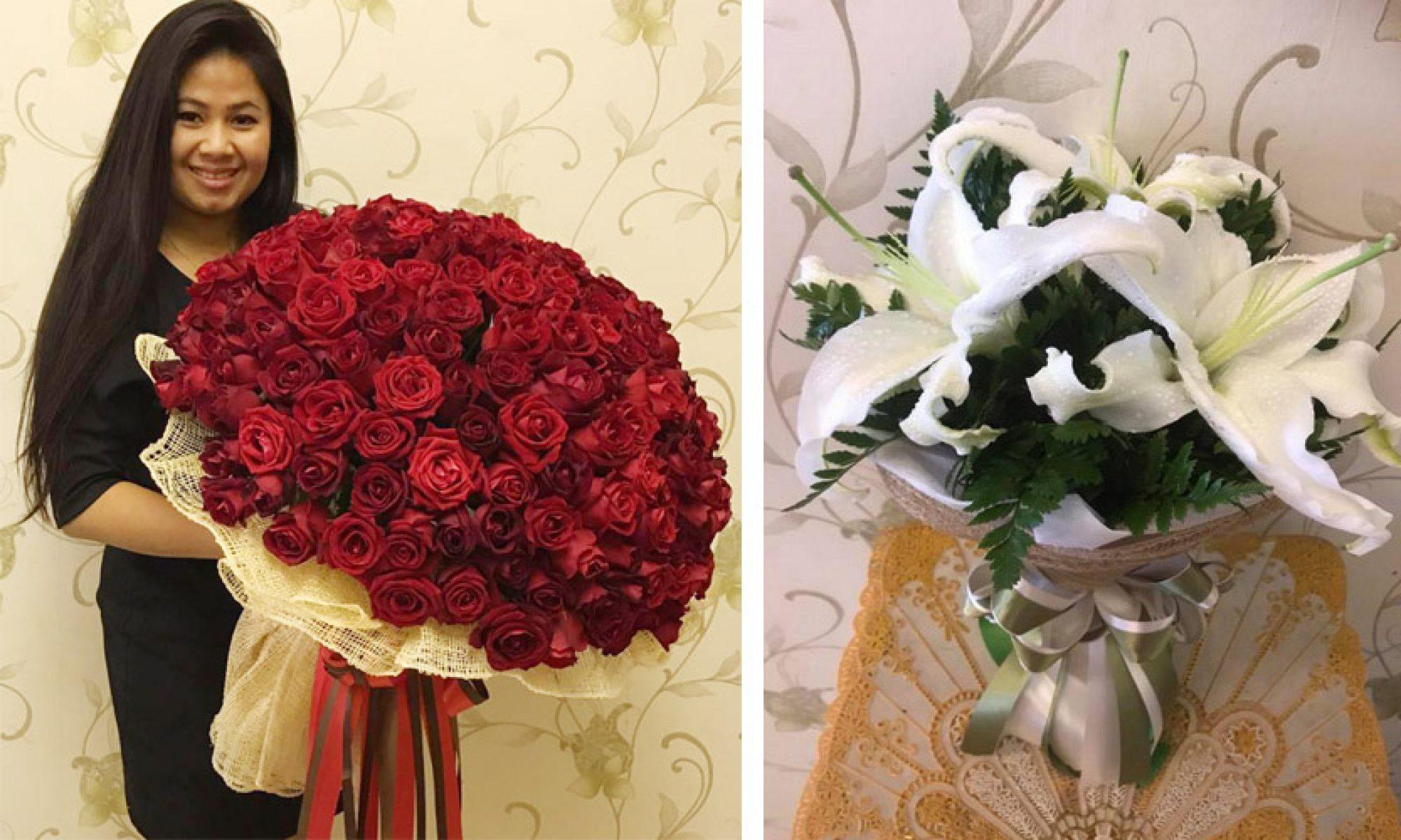 ร้านดอกไม้ลพบุรี 086-7717575 (นิว) ส่งดอกไม้ บริการช่อดอกไม้ พวงหรีด ลพบุรี